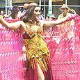 Manhattan's gay pride parade 2006