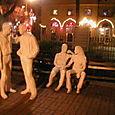 Gay Pride statues