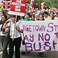 Anti-Iraq War protest