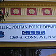 The Gay Police station